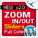 Zoom In/Out Effect Sliders Fully Responsive WordPress Plugin