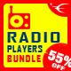 Responsive HTML5 Audio Player jQuery Plugins Bundle