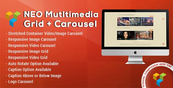 NEO Multimedia Grid & Carousel