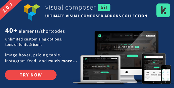 VCKit - Ultimate VC Add-ons Collection