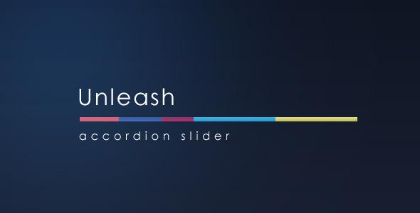 Unleash jQuery Responsive Accordion Slider